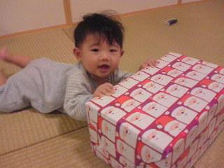 ファースト クリスマス♪